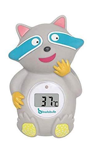 Badabulle B037002 Termometro da bagno 2 in 1 digitale