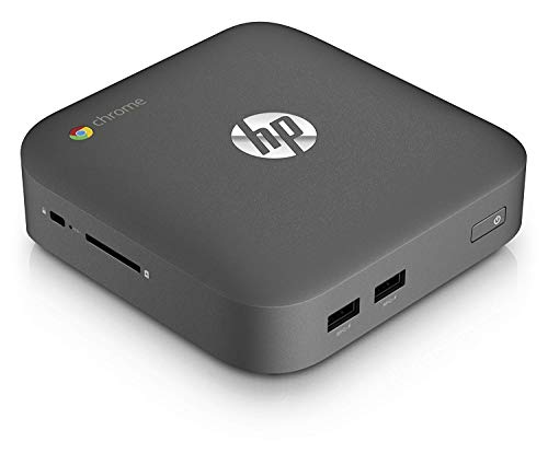 HP J5N50UT Chromebox Desktop Computer