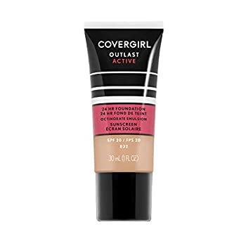 COVERGIRL Outlast Active Foundation Nude Beige 1 Ounce