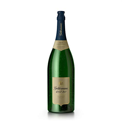 Geldermann Grand Brut Sekt Doppelmagnum in traditioneller Flaschengärung (1 X 3l)