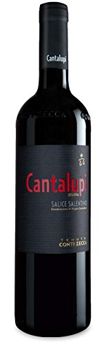 Conti Zecca - Vino Cantalupi Riserva - 2011-1 Bottiglia da 750 ml