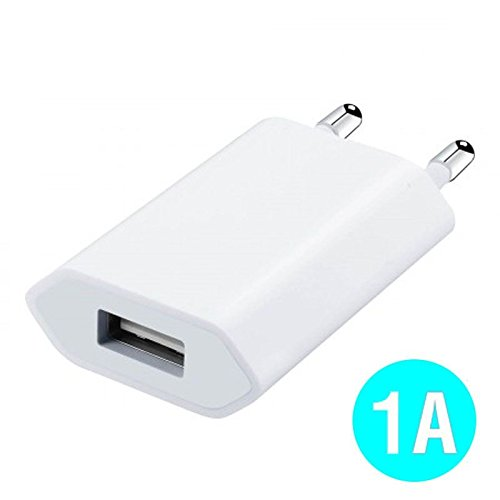 USB Charger for Lenovo K6 Note 1A White