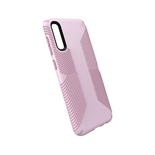 Speck Products Samsung A50 Case, Presidio Grip, Ballet Pink/Ribbon Pink