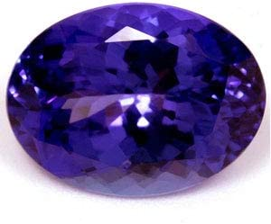 GemsNY Max Cheap sale 82% OFF GIA Certified 6.22 Carat Oval Natural Quali AAA Tanzanite