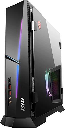 MSI MPG Trident AS 10SD-1061EU Ordenador de sobremesa Gaming, Intel Core i7-10700, 16 GB RAM, 1 TB HDD y 512 GB SSD, NVIDIA...