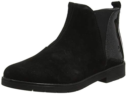 PRIMIGI Mädchen PRY 44417 Chelsea Boots, Schwarz (Nero/Nero 4441711), 37 EU