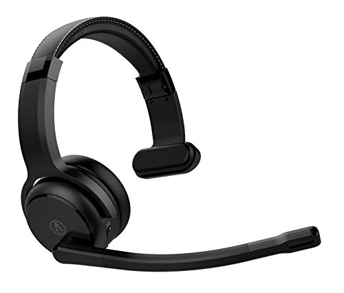 Rand McNally ClearDryve 100 Premium Wireless Headset for Clear Calls with Noise Cancellation, Long Battery Life, All-Day Comfort, Black