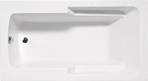 Americh MA7242LA3-WH Indianapolis Mall Madison 7242-Luxury 3 New mail order Series-Airbath Combo