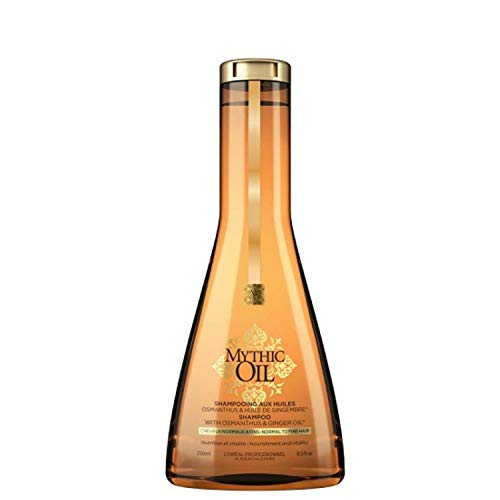 puissant L'Oreal Professionnel LPF272 Mythic Oil Shampoo for Fine Hair 250ml