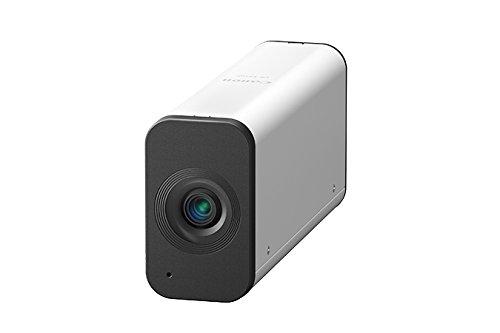 Canon VB-S910F - Netzwerk-Überwachungskamera - Farbe (Tag&Nacht) - 2,1 MP - 1920 x 1080 - Verschiedene Brennweiten