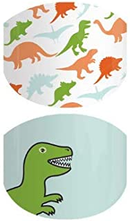 Jamberry Nail Wraps - Dinomite - Full Sheet - Juniors Kids Size - Dinosaurs