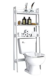 UTEX 3-Shelf Bathroom Organizer over The Toilet Review