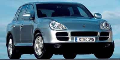 2003 Porsche Cayenne S, 4-Door ...