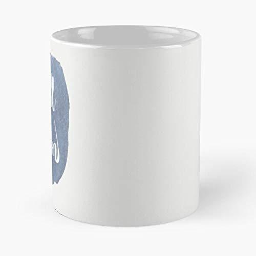 ABC Greys Anatomy Yang Grey Watercolor Meredith Texture Fandom Christina Best Taza de café de cerámica de 11 oz