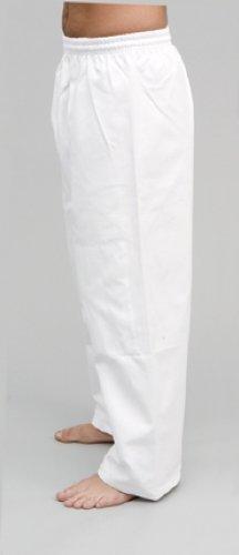 Budodrake Judohose weiß (180)