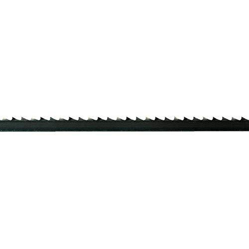 Scheppach 3901504037 Zubehör Säge/Bandsägeblatt passend für die HBS20 Bandsäge, 6,4 x 0,4 x 1400 mm, 6 Z/Z