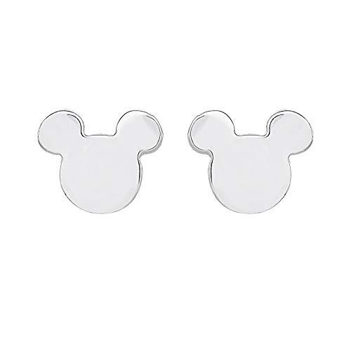 Mickey Mouse Ohrringe Silber E904873SL.PH