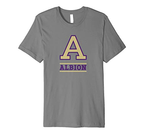 Albion College Britons NCAA Short Sleeve T-Shirt PPACO02