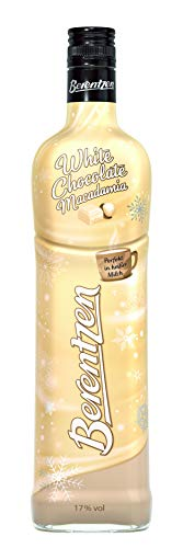 Berentzen White Chocolate Macadamia 0,7 Liter 17% Vol.