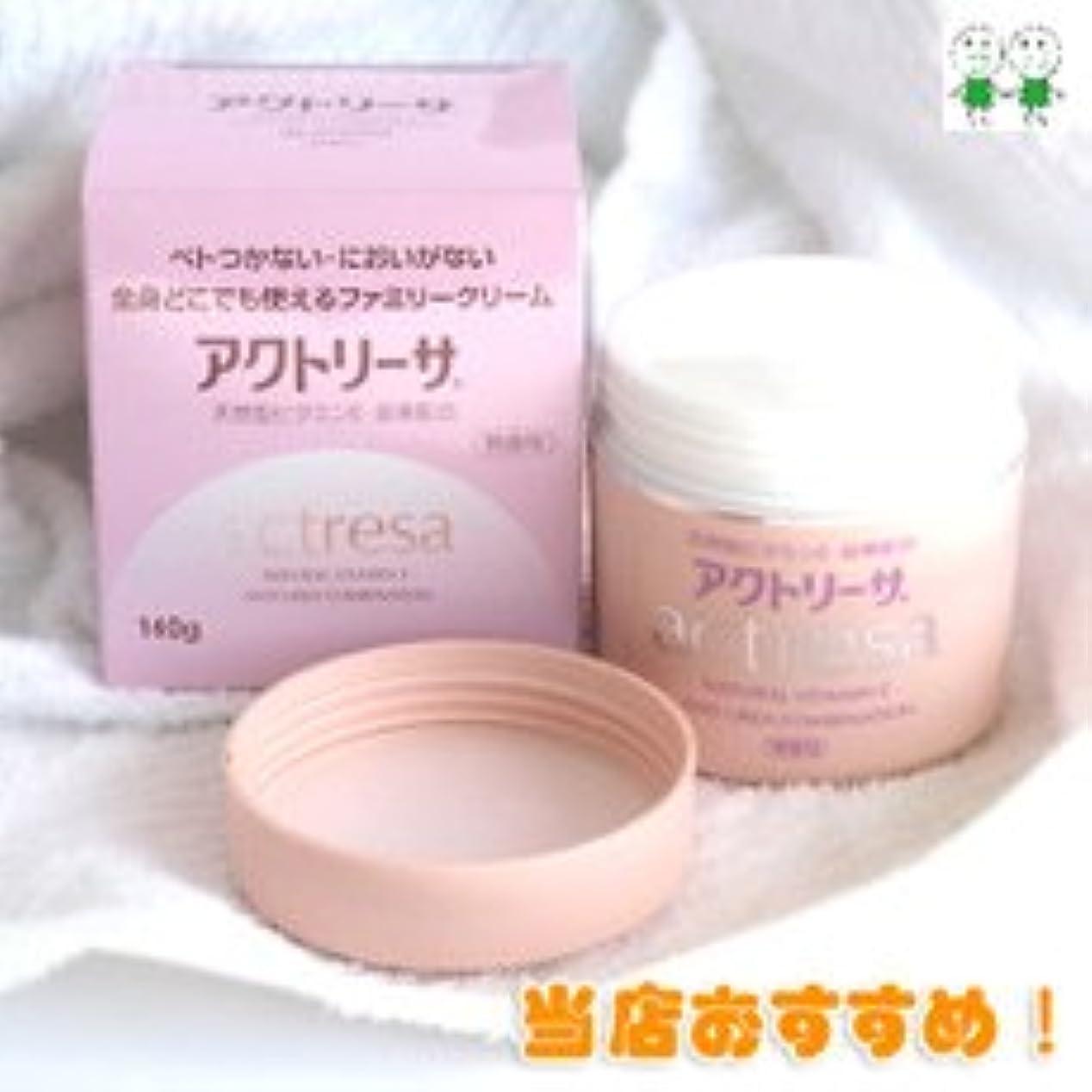 シール開いた生む東和製薬 医薬部外品アクトリーサ ハンドクリーム (140g)