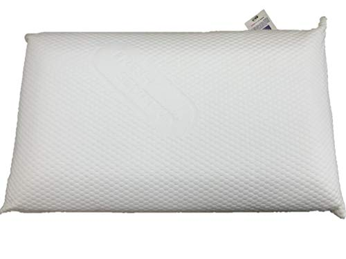 Niucci GUANCIALE Form BYO MASSAGGIANTE Made in Italy con Fodera ANTIACARO