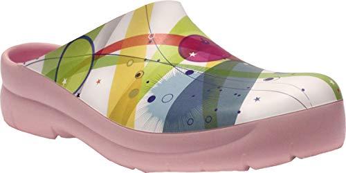 BIRKENSTOCK ALSA Jolly Birki Gartenschuh Clog Blubber sea pink Gr. 35-41 017040, Größe + Weite:37 normal, Farben:sea pink