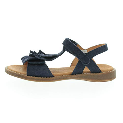 Froddo Schuhe für Mädchen Sandalen Offen Dunkelblau G3150130 (Numeric_33)