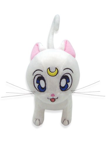 "Great Eastern Sailormoon Artemis Stuffed 6.5"" Plush"