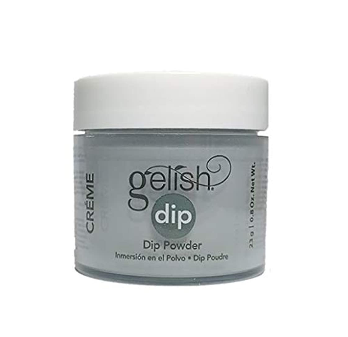 雨の時暗いHarmony Gelish - Dip Powder - Fashion Week Chic - 23g / 0.8oz