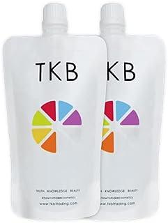 TKB Lip Gloss Base   Clear Versagel Base for DIY Lip Gloss, Moisturizing, Vegan, Made in USA(5.5oz (2 pack))