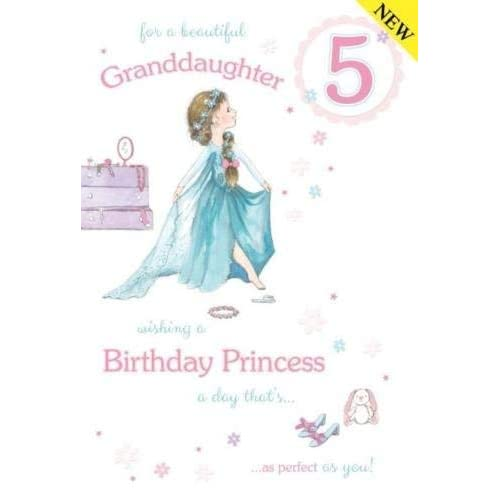 5th AGE BIRTHDAY CANDLE BLUE PINK RAINBOW COLOUR AGE 5 FREE  DELIVERY5