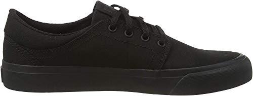 DC ShoesTrase Tx - Zapatillas de Skateboarding hombre, Noir (3Bk), 10uk