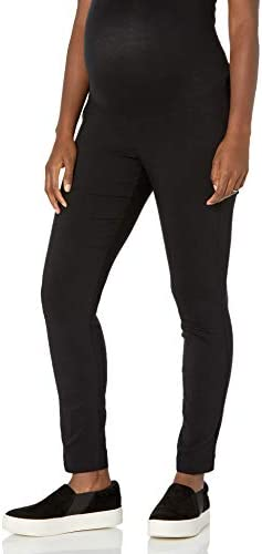 Motherhood Maternity Women s Maternity Super Stretch Secret Fit Belly Ankle Skinny Work Pant product image