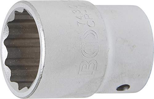 07900l de 30 SW-Stahl 07910L-30/Douille 3//4 30/mm