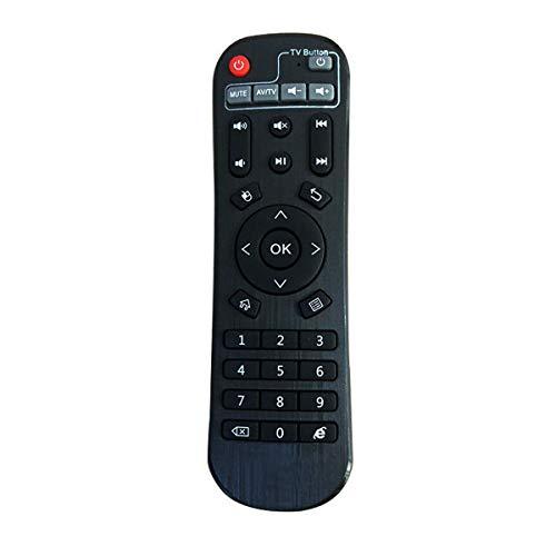 BOTTMA New Remote Control Compatible for EVPAD HD Network TV Box 2S/2S+/PRO/PRO+/Plus 3/3MAX