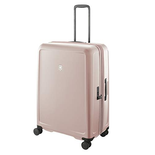 Victorinox Connex Large Hardside Checked Spinner Luggage (Rose Gold)
