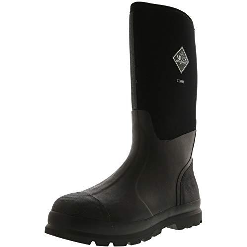 Muck Boots Unisex Erwachsene Chore High Arbeit Wellingtons, Schwarz (Black 000A), 39 EU