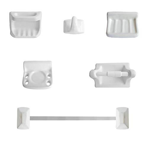 La mejor selección de Accesorios para baño de ceramica , tabla con los diez mejores. 2