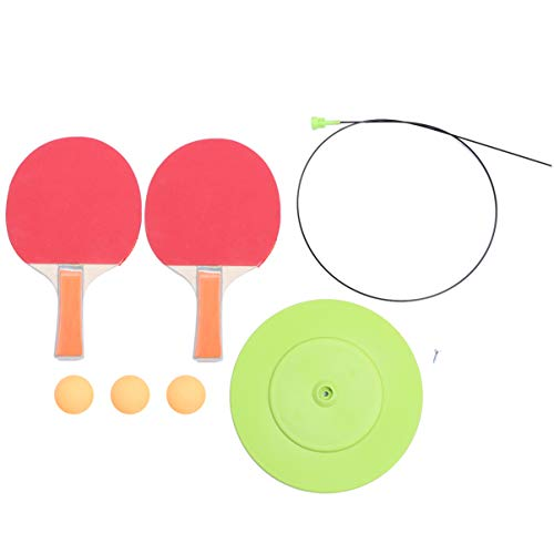 Why Choose BESPORTBLE 1 Set Table Tennis Training Tool, Elastic Table Tennis Training Appliance Spor...