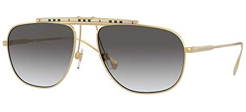 Gafas de Sol Burberry DEAN BE 3121 Gold/Grey Shaded 59/17/145 hombre