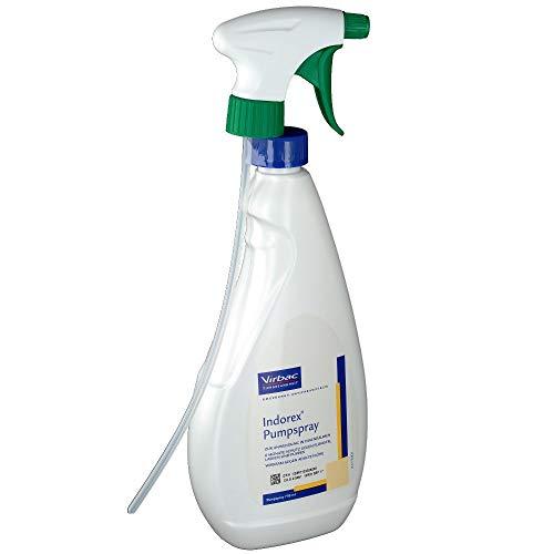 Virbac Indorex Defence Pumpspray zur lokalen Anwendung gegen Flöhe in Innenräumen, Option:750.00 ml