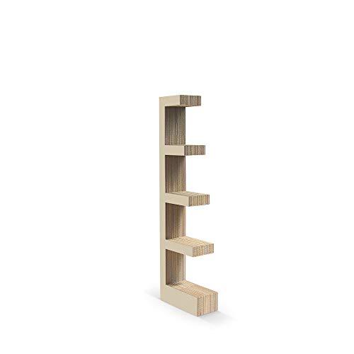 decopoint Regal aus Karton - Paul Natural Cardboard