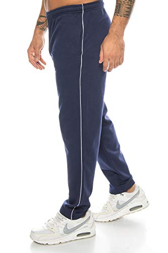 Raff & Taff Herenbroek M tot 6XL | Sportbroek sweatpants pyjama's functionele broek trainingsbroek joggingbroek | Premium katoen