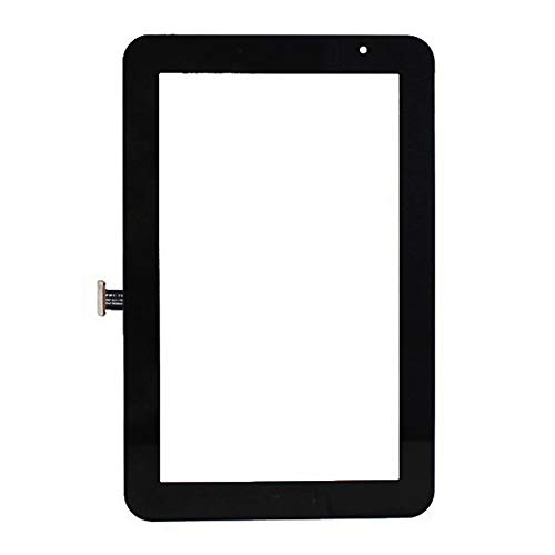 LENASH Touch Panel Digitizer for Galaxy Tab 2 7.0 / P3110 / P3113. Screen Glass Replacement (Color : Black)