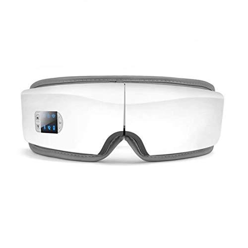 XZLX Ermüdung Der Augen Massage Brille, 4D Smart-Airbag Vibration Eye-Augen-Sorgfalt Instrument Heiße Kompresse Bluetooth