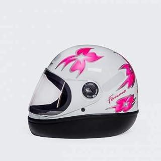 Capacete Fórmula 1 R Femme Branco