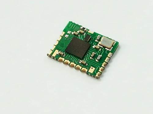 XuBaofu-SH, Ultrakleines Embedded Low Power Bluetooth / 2,4 GHz Dual-Mode-Funkmodul mit Fingerspitzengröße PTR5528