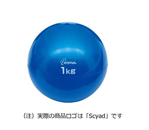 スクヤド(Scyad) byトーエイライト(TOEI LIGHT) TL014ソフトメディシンボール1kg