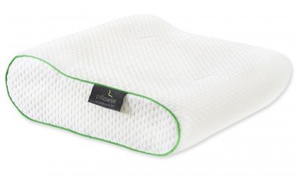 Fey & Co. Pillowise Reisekissen 3 Green 34x35x8,4/11 cm