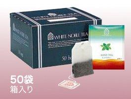 三井農林 ホワイトノーブル ティーバック 50パック (ミントティー)